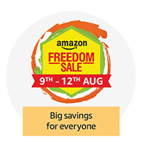 Amazon Freedom Sale From August 9 Take A Quick Eye On Offers And Discounts