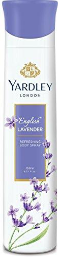 Yardley London English Lavender Refreshing Deo for Women, 150ml