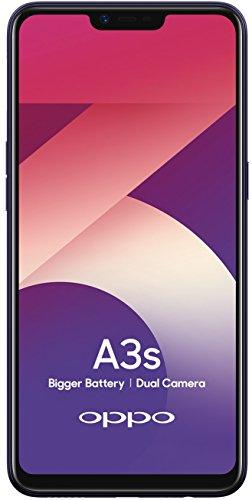 Oppo A3s (Purple, 2GB RAM, 16GB Storage) with Offers