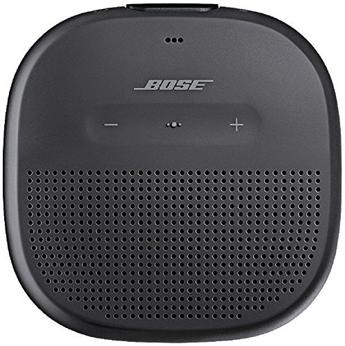 Bose Sound Link Micro 783342-0100 Waterproof Bluetooth Speaker (Black)