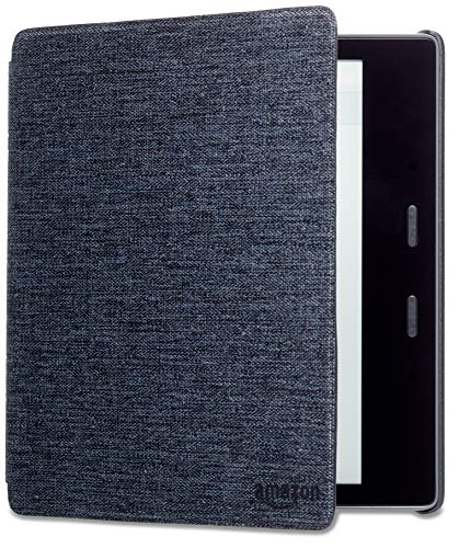 Kindle Oasis Water-Safe Fabric Amazon Cover (9th Gen), Black