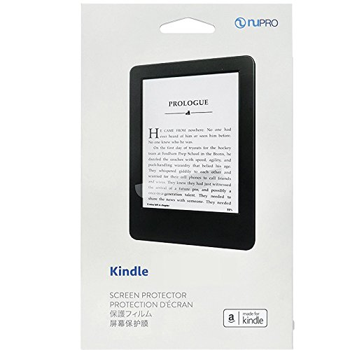 NuPro Screen Protector for Kindle and Kindle Paperwhite (7th Generation Only)