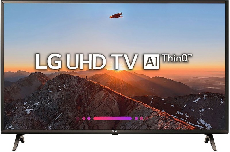 LG 123cm 49 inch Ultra HD 4K LED Smart TV 2018 Edition 49UK6360PTE