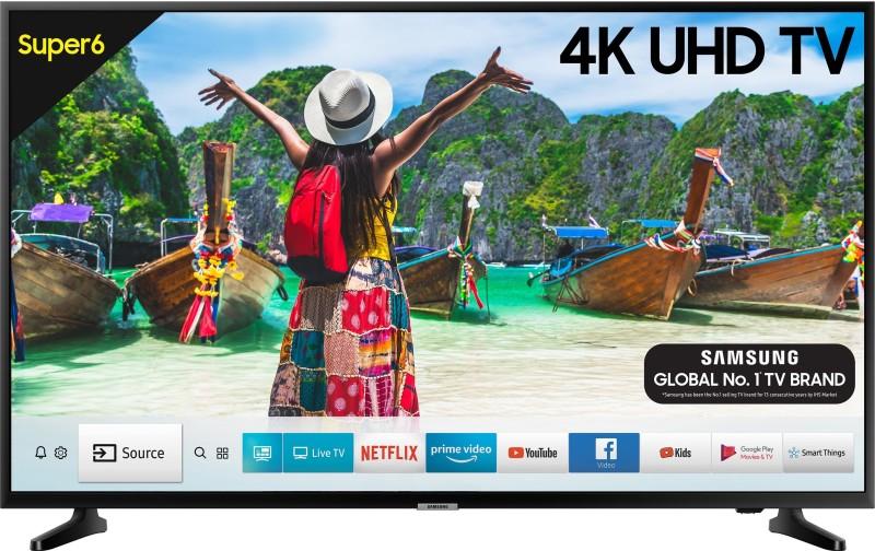 Samsung Super 6 138cm 55 inch Ultra HD 4K LED Smart TV UA55NU6100KXXL / UA55NU6100KLXL
