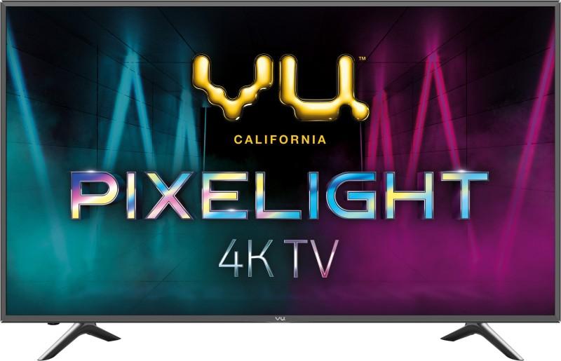 Vu Pixelight 163cm 65 inch Ultra HD 4K LED Smart TV 65 QDV / 65 QDV -V1