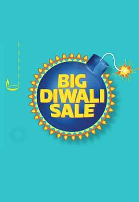 Flipkart Big Diwali Sale started from 12th October