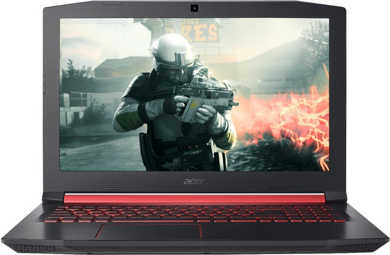 Acer Nitro 5 Core i5 7th Gen – (8 GB/1 TB HDD/128 GB SSD/Windows 10 Home/2 GB Graphics) AN515-51 Gaming Laptop(15.6 inch, Black, 2.7 kg)