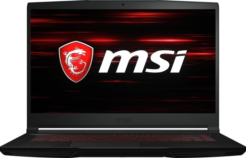 MSI GF Core i5 9th Gen – (8 GB/1 TB HDD/Windows 10 Home/4 GB Graphics) GF63 Thin 9RCX-648IN Gaming Laptop(15.6 inch, Black, 1.86 kg)