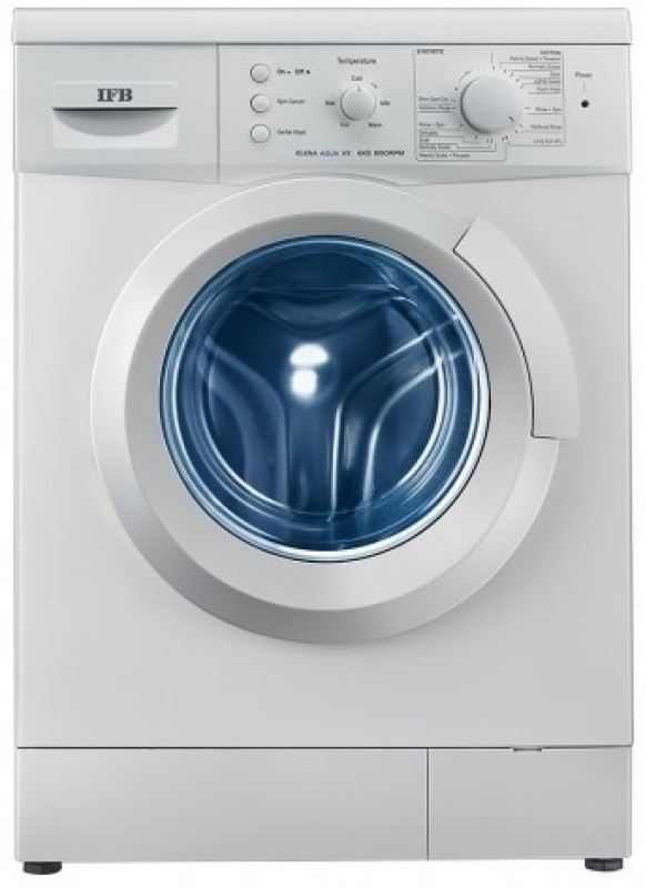 IFB 6 kg Fully Automatic Front Load with In-built Heater White(Elena Aqua VX)