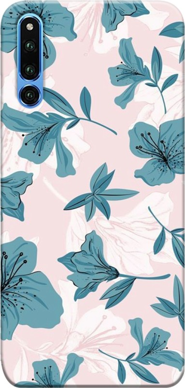 Picwik Back Cover for Huawei Honor Magic 2(Pink, Waterproof)